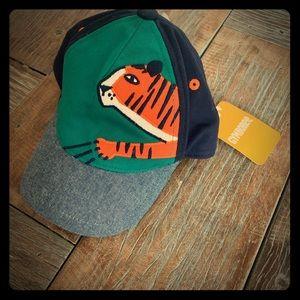 Gymboree infant boy tiger baseball cap 🧢 🐯